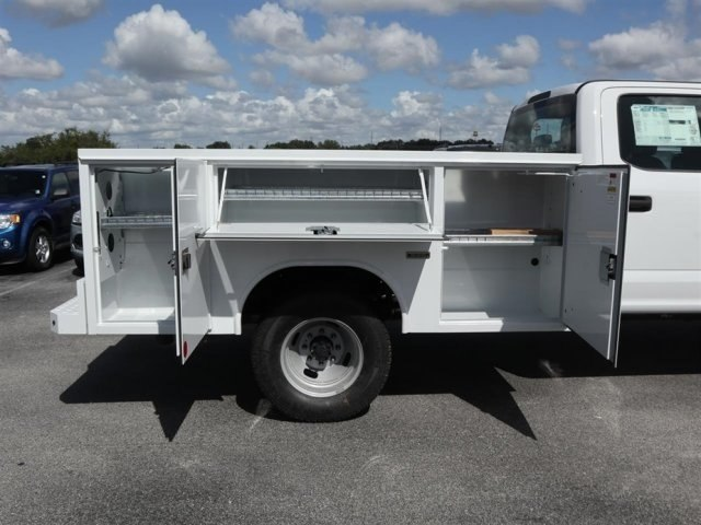 2019 F-350 Crew Cab DRW 4x4,  Reading Service Body #20449 - photo 5