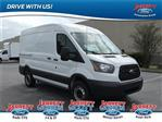2018 Transit 250 Med Roof 4x2,  Empty Cargo Van #20456 - photo 1