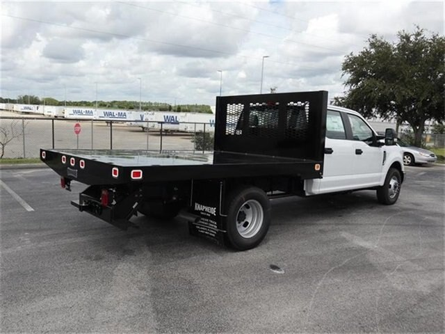 2019 F-350 Crew Cab DRW 4x2,  Knapheide Platform Body #20485 - photo 3