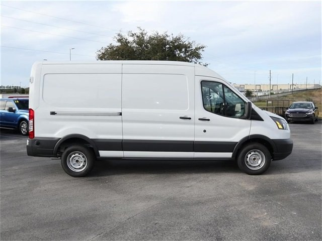 2018 Transit 250 Med Roof 4x2,  Empty Cargo Van #20510 - photo 3