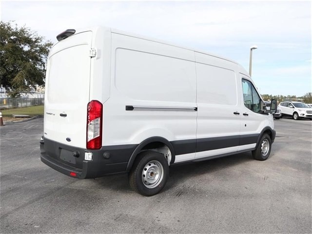 2018 Transit 250 Med Roof 4x2,  Empty Cargo Van #20510 - photo 4