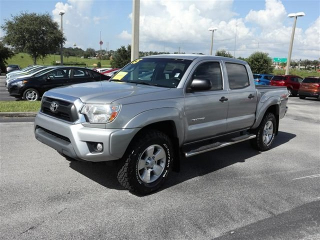 2015 Tacoma Double Cab,  Pickup #20541A - photo 4
