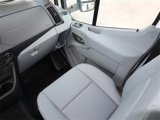 2018 Transit 250 Med Roof 4x2,  Empty Cargo Van #20548 - photo 9