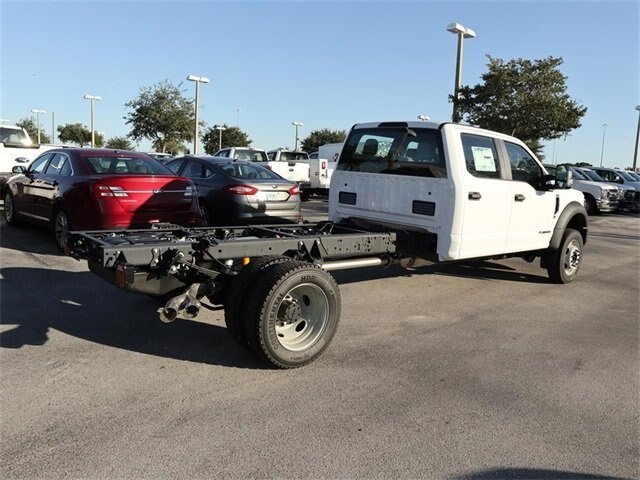 2019 F-450 Crew Cab DRW 4x4,  Cab Chassis #20551 - photo 2