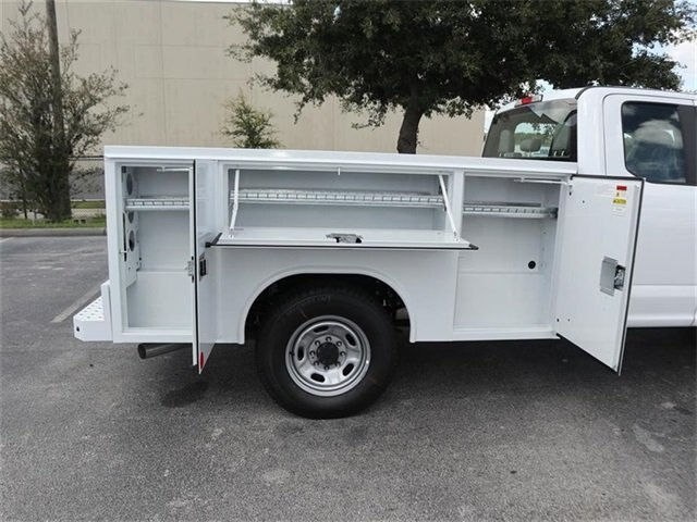 2019 F-250 Super Cab 4x2,  Reading Service Body #20707 - photo 4