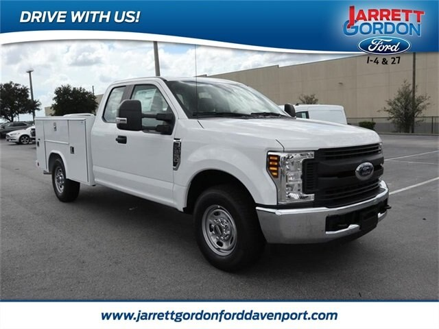 2019 F-250 Super Cab 4x2,  Reading SL Service Body #20708 - photo 1