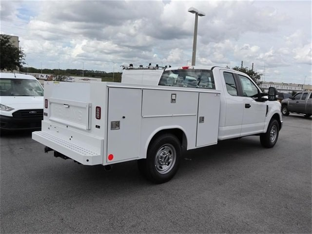 2019 F-250 Super Cab 4x2,  Reading Service Body #20708 - photo 2