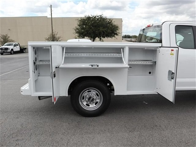 2019 F-250 Super Cab 4x2,  Reading Service Body #20708 - photo 4