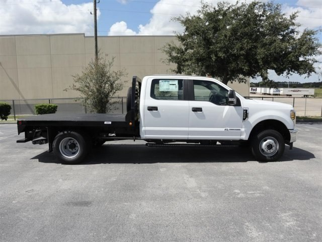 2019 F-350 Crew Cab DRW 4x4,  Freedom Platform Body #20733 - photo 3