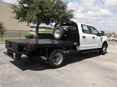2019 F-350 Crew Cab DRW 4x4,  Freedom Rodeo Platform Body #20733 - photo 2