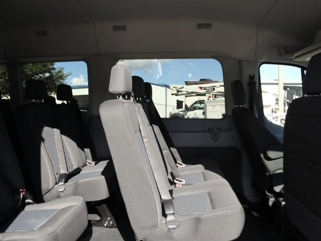 2019 Transit 350 Med Roof 4x2,  Passenger Wagon #40054 - photo 9