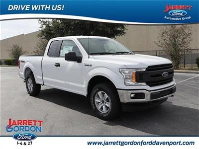 2018 F-150 Super Cab 4x4,  Pickup #40056 - photo 1