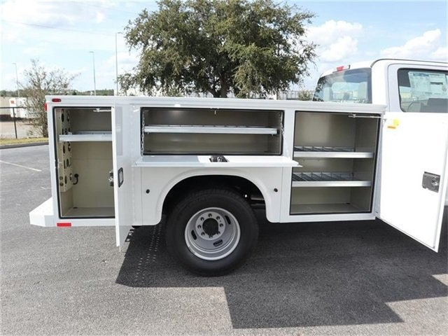 2019 F-350 Crew Cab DRW 4x2,  Knapheide Service Body #40058 - photo 4