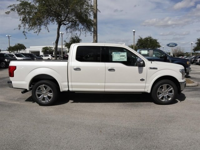 2018 F-150 SuperCrew Cab 4x2,  Pickup #40069 - photo 3