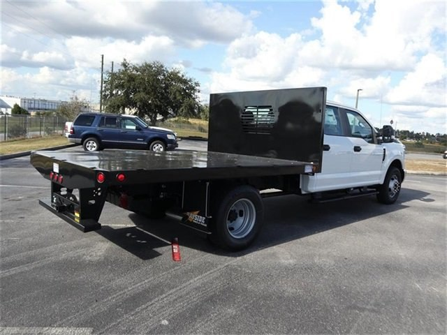 2019 F-350 Crew Cab DRW 4x2,  Freedom Platform Body #40081 - photo 2