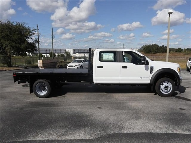 2019 F-450 Crew Cab DRW 4x4,  Knapheide Platform Body #40126 - photo 3