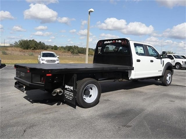 2019 F-450 Crew Cab DRW 4x4,  Knapheide Platform Body #40126 - photo 2