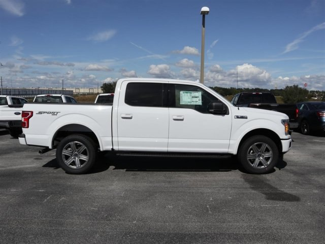2018 F-150 SuperCrew Cab 4x4,  Pickup #40172 - photo 3