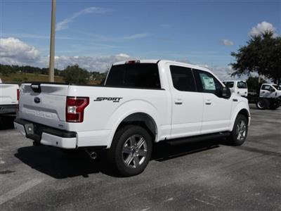 2018 F-150 SuperCrew Cab 4x4,  Pickup #40172 - photo 2