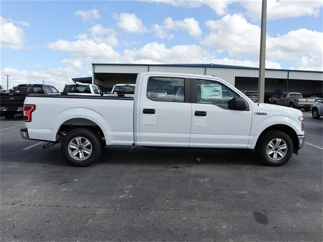 2018 F-150 SuperCrew Cab 4x2,  Pickup #40177 - photo 3