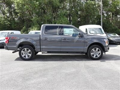 2018 F-150 SuperCrew Cab 4x4,  Pickup #40223 - photo 4