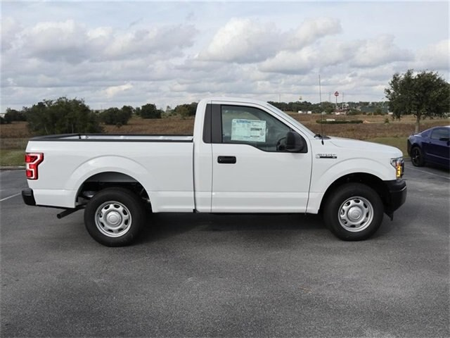 2019 F-150 Regular Cab 4x2,  Pickup #40250 - photo 3