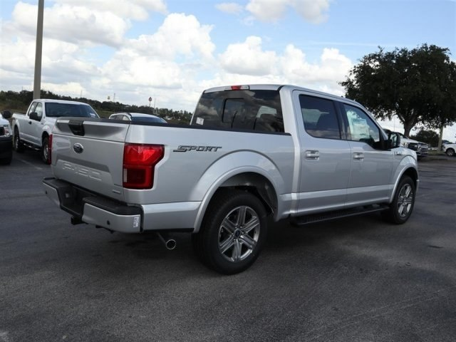 2019 F-150 SuperCrew Cab 4x2,  Pickup #40253 - photo 2