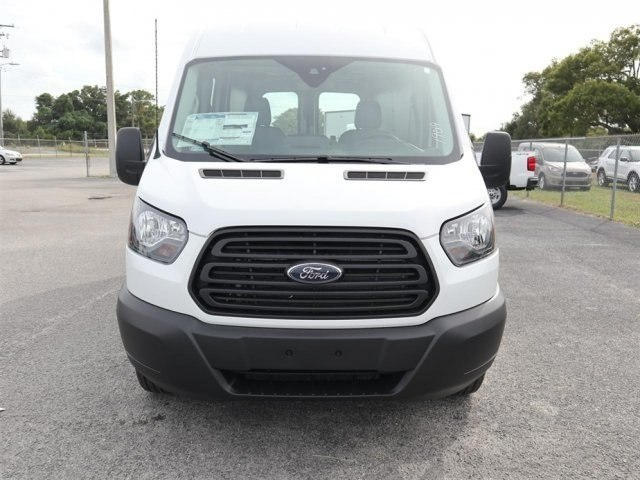 2019 Transit 250 Med Roof 4x2,  Empty Cargo Van #40285 - photo 3