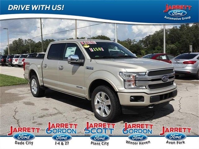 2018 F-150 SuperCrew Cab 4x4,  Pickup #40287 - photo 1