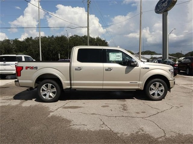 2018 F-150 SuperCrew Cab 4x4,  Pickup #40287 - photo 3