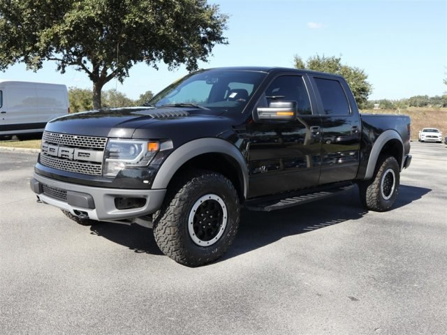 2014 F-150 SuperCrew Cab 4x4,  Pickup #40288A - photo 4