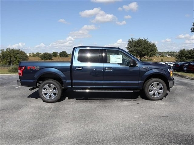 2018 F-150 SuperCrew Cab 4x4,  Pickup #40297 - photo 3