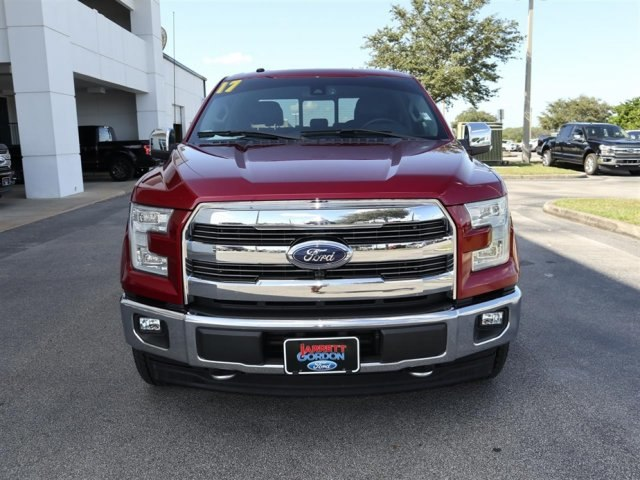2017 F-150 SuperCrew Cab 4x4,  Pickup #40298A - photo 3