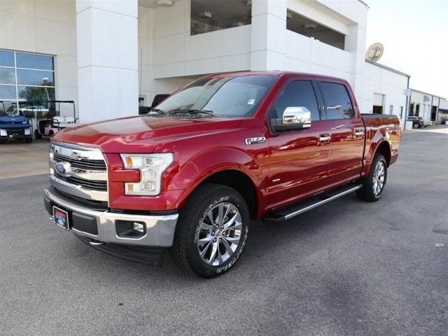 2017 F-150 SuperCrew Cab 4x4,  Pickup #40298A - photo 4