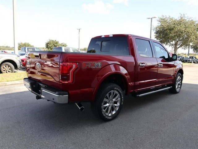 2017 F-150 SuperCrew Cab 4x4,  Pickup #40298A - photo 2