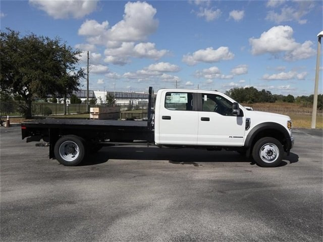 2019 F-450 Crew Cab DRW 4x4,  Knapheide Platform Body #40366 - photo 3