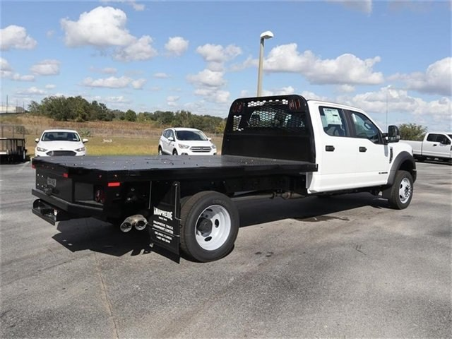 2019 F-450 Crew Cab DRW 4x4,  Knapheide Platform Body #40366 - photo 2