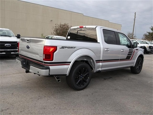 2019 F-150 SuperCrew Cab 4x2,  Pickup #40446 - photo 2