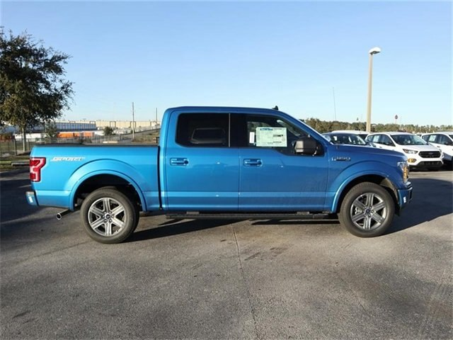 2019 F-150 SuperCrew Cab 4x2,  Pickup #40491 - photo 3