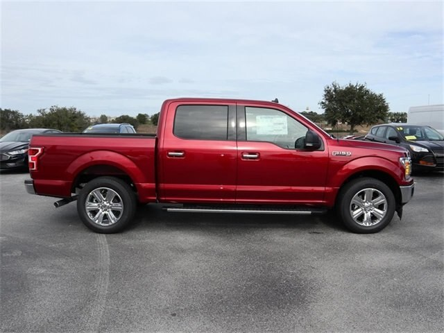2019 F-150 SuperCrew Cab 4x2,  Pickup #40493 - photo 3