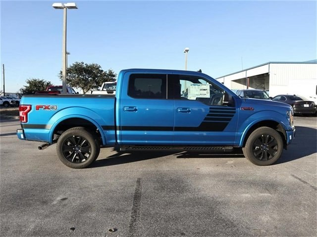 2019 F-150 SuperCrew Cab 4x4,  Pickup #40494 - photo 3