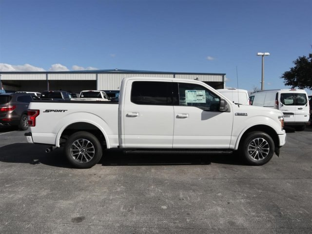 2019 F-150 SuperCrew Cab 4x2,  Pickup #40519 - photo 3