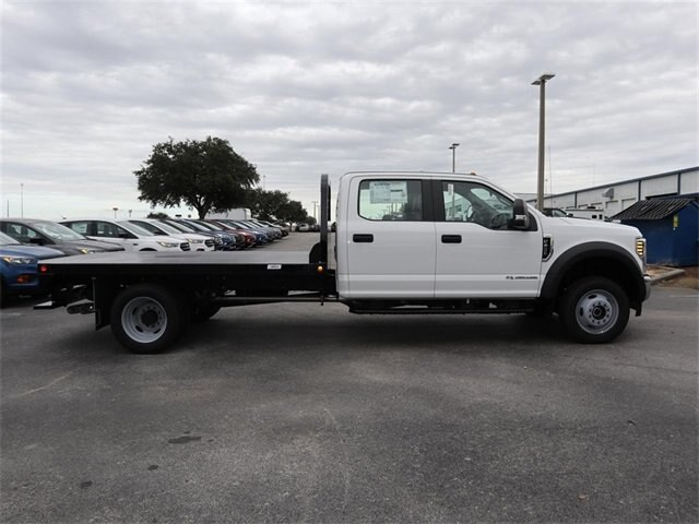 2019 F-450 Crew Cab DRW 4x4,  Platform Body #40563 - photo 3