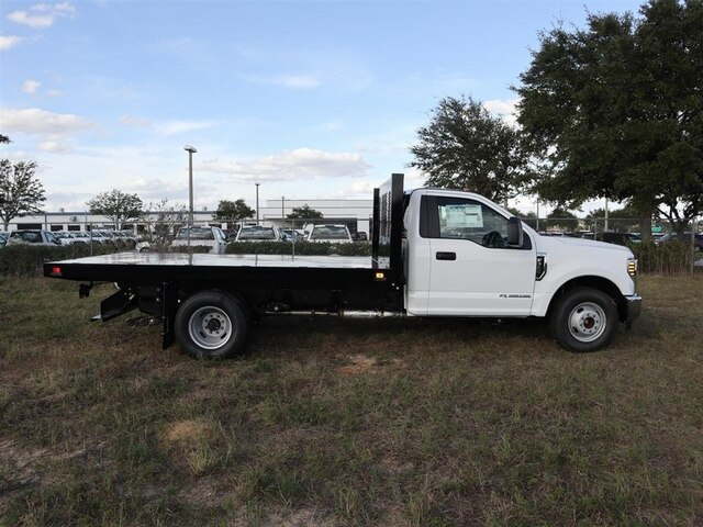 2019 F-350 Regular Cab DRW 4x2,  Knapheide Platform Body #40608 - photo 3