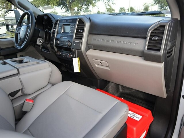 2019 F-350 Regular Cab DRW 4x2,  Knapheide Value-Master X Platform Body #40608 - photo 5