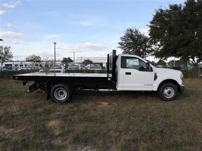 2019 F-350 Regular Cab DRW 4x2,  Knapheide Value-Master X Platform Body #40608 - photo 3
