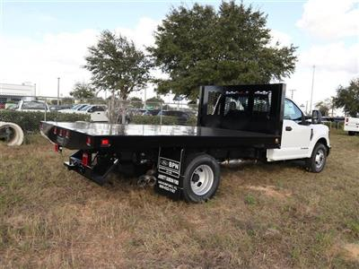 2019 F-350 Regular Cab DRW 4x2,  Knapheide Value-Master X Platform Body #40608 - photo 2