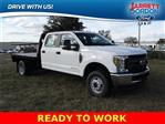 2019 F-350 Crew Cab DRW 4x4,  Knapheide Platform Body #40610 - photo 1