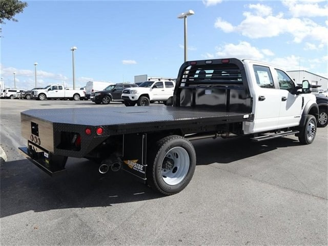 2019 F-450 Crew Cab DRW 4x4,  CM Truck Beds Platform Body #40663 - photo 2