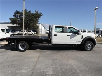 2019 F-450 Crew Cab DRW 4x4,  CM Truck Beds RD Model Platform Body #40663 - photo 3